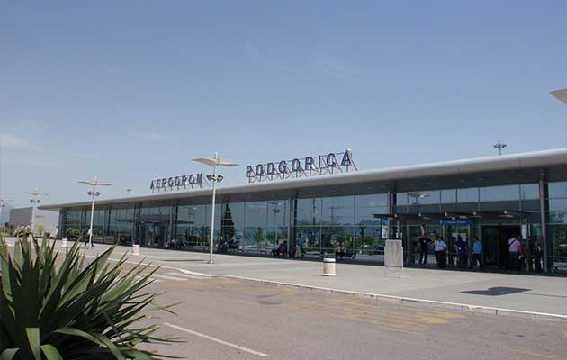 split - podgorica airport transfer